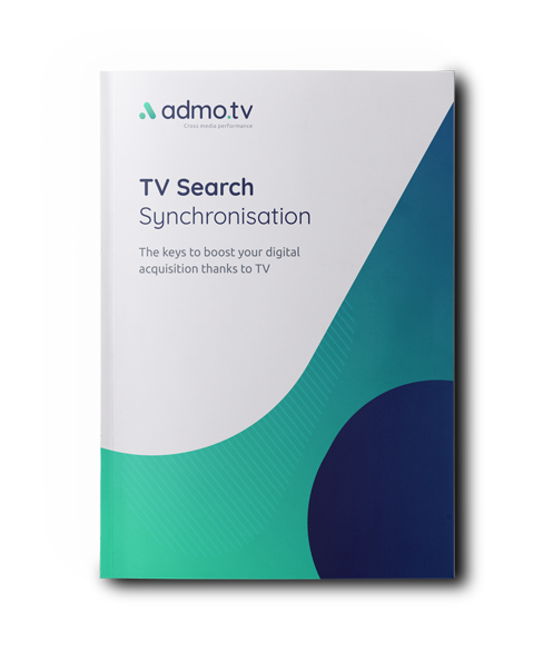 Tv search synchronisation cover